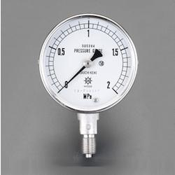 [All Stainless Steel] Pressure Gauge EA729DL-20