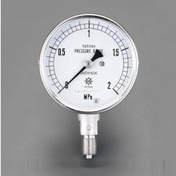 [All Stainless Steel] Pressure Gauge EA729DL-6