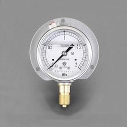 [Glycerin Filled] Pressure Gauge With Flange EA729GG-10