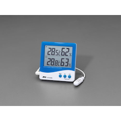 Digital Temperature and Humidity Meter EA742EG-13