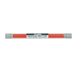4mm[Red] Oil-Based Crayon Replacement Core (3 Pcs) EA765MP-77