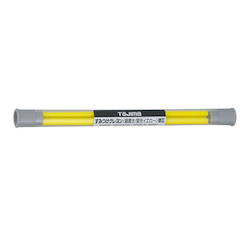 4mm[Fluorescent Yellow] Oil-Based Crayon Replacement Core (3 Pcs) EA765MP-79