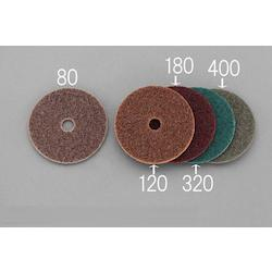 100mm Disk Paper (2 Pcs) EA809MB-80