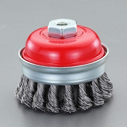 [Cup Type] Twist Wire Brush EA809YS-2