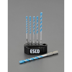 Hexagonal Shaft Multi Drill (6pcs set) EA811AN-100