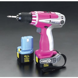 [Rechargeable] Screwdriver Drill EA813CD-2A