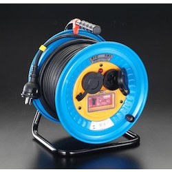 [With over Load Breaker] Rain-Proof Type Cord Reel [3-Phase 200V] EA815DZ-3