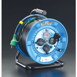 Rain-Proof Type Code Reel [with over Load Breaker] EA815FA-3