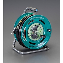 Rain-Proof Type Cord Reel (with Earthling) EA815FA-30