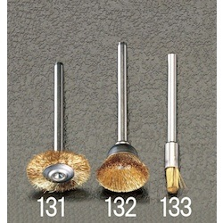 [3.2mm Shaft] Brass Brush EA818E-132