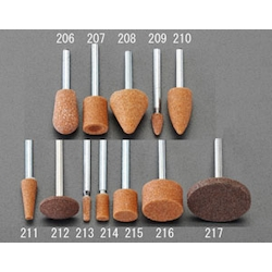 [3.2mm] Grinding Stone with Shaft EA818E-215