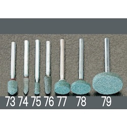 [3.2mm] Grinding stone with shaft EA818E-78