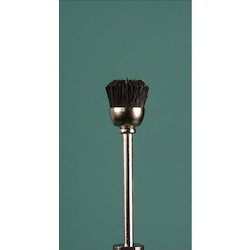 Brush with Shaft Black Hog Hair (3mm) EA819AJ-73