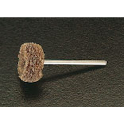 Cushion Buff with Shaft (Containing Abrasive) (3mm) EA819AS-14