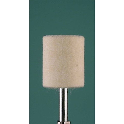 Felt Buff Soft Type with Shaft (6mm) EA819BH-16