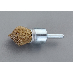Cylinder Type Wire Brush with Shaft (6mm Shaft) EA819BM-125