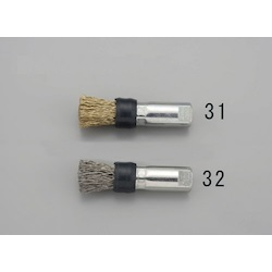 Wire Brush (M10 Screw) EA819BT-31