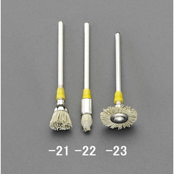Polyester Brush Containing Diamond Abrasive Grain EA819DD-23