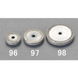 CBN Wheel Cubic boron nitride wheel (3mm Shaft) EA819DJ-96