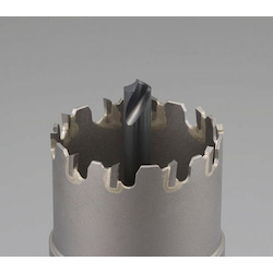 Hole Saw with Carbide for Pipe EA823MC-38