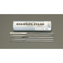 Diamond Precision File Set (5 Pcs) EA826NA-12