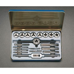 Tap Die Set (Metric Coarse, Fine) EA829M-2