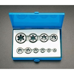 Hexagonal Die Set (Metric Coarse) EA829MB