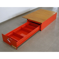 On-Vehicle Floor Cabinet EA957-23