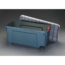 Resin on-Vehicle Case (with Casters) EA960AB-10