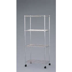 Mini Metal Rack [with Casters] EA976AK-2