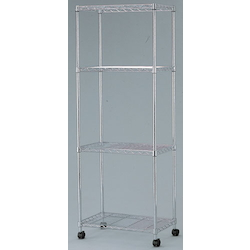 Mini Metal Rack [with Casters] EA976AK-3