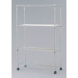 Mini Metal Rack [with Casters] EA976AK-6