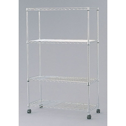 Mini Metal Rack [with Casters] EA976AK-8