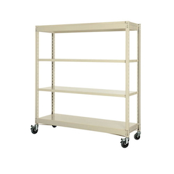 Boltless Steel Shelf with Caster EA976DT-180C