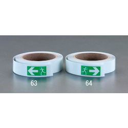 Phosphorescence Guide Sign Tape EA983G-64