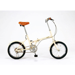 Folding Bicycle [16 Inch] EA986Y-15