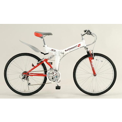Folding Bicycle [26 Inch] EA986Y-31A