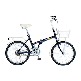 Folding Bicycle [20 Inch] EA986Y-44A