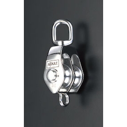 [Stainless Steel] Pulley (2 Wheels) EA987SD-38W