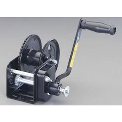 Hand Winch with Brake EA989SC-4