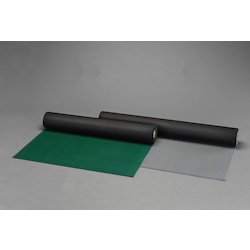 1200 x 3mm x 10m Ribbed Rubber Mat EA997RA-43