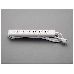 [With Plug Lock] Outlet Strip EA815GL-306