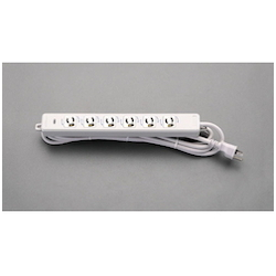 [With Plug Lock] Outlet Strip EA815GL-308