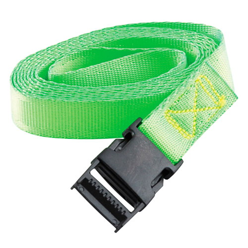 EV One-Touch Load Belt 25 MM x 2 M, Yellow (E VALUE)