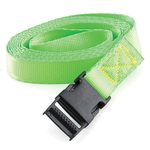 EV One-Touch Load Belt 25 MM x 2 M, Yellow