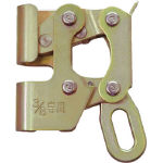 Safety Belt Mounting Device Screw Clamp