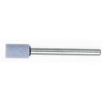 Grinding Wheel with Shaft - HS Series (Blue), Vitrified for High-Speed Rotation