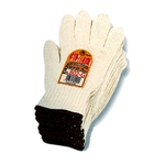 Cotton Gloves (with Elastic)