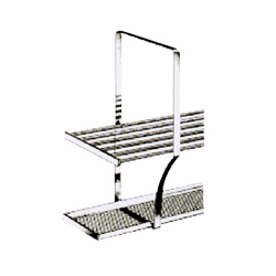 Pipe Net Two Stage Draining Rack