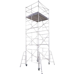 Aluminum Scaffolding, Rolling Tower
